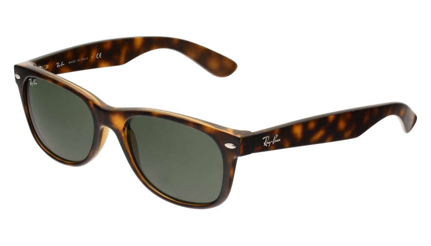 ray ban ecaille marron
