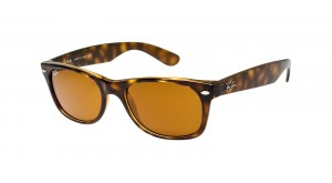 New Wayfarer RB 2132 710 Marron