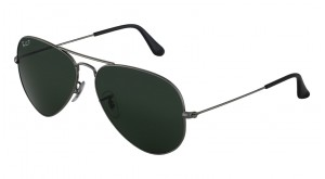 Aviator Large Métal RB3025 004/58 Polarisé
