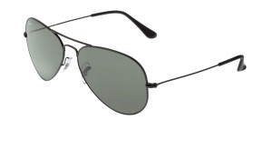AVIATOR LARGE METAL RB 3025 W3235-WL2823 NOIR